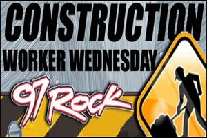 WIN: CONSTRUCTION WORKER WEDNESDAY!