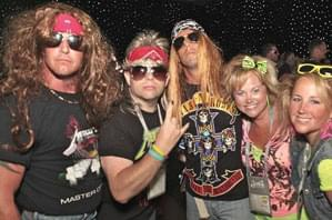 NEW DATE: Buffalo's Greatest 80's Party