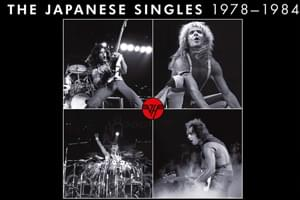 "ENTER TO WIN: Van Halen's ""The Japanese Singles"" box set"