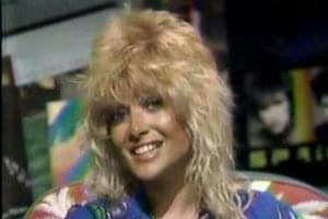 AUDIO/VIDEO: Original MTV VJ Nina Blackwood Joins MB!