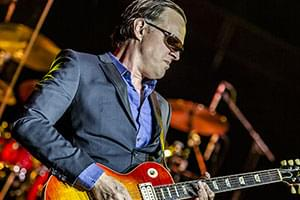 WINNERS: Joe Bonamassa Pay-Per-View Concert