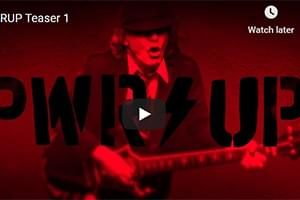 AC/DC Teaser Video