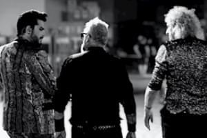 VIDEO: New Queen + Adam Lambert