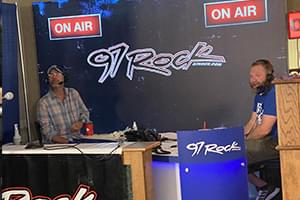 Thank you for helping 97 Rock's 26th annual Make-A-Wish Radiothon