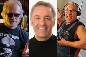 97 Rock Classic Jocks share thoughts on Eddie Van Halen