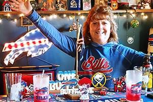 WINNER: Buffalo's Top Football Fan