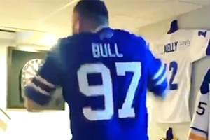 Bull Bills Jersey