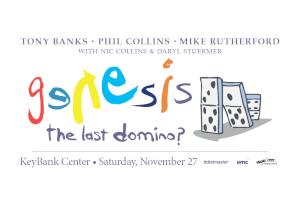 Genesis Coming to KeyBank Center