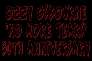 OZZY: BACK WITH A CLASSIC, THREE DECADES CELEBRATED!