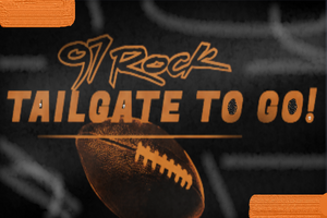 LETS GO BUFFALO: 97 ROCK's TAILGATE TO GO!