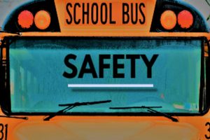 SCHOOL BUS SAFETY: RICH BARNES JOINS 97 ROCK TO GIVE US ALL TIPS!