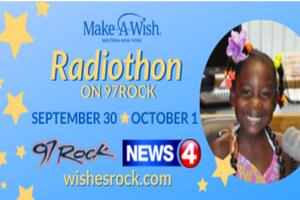 97 Rock's 27th Annual, 28-Hour Make-A-Wish Radiothon!