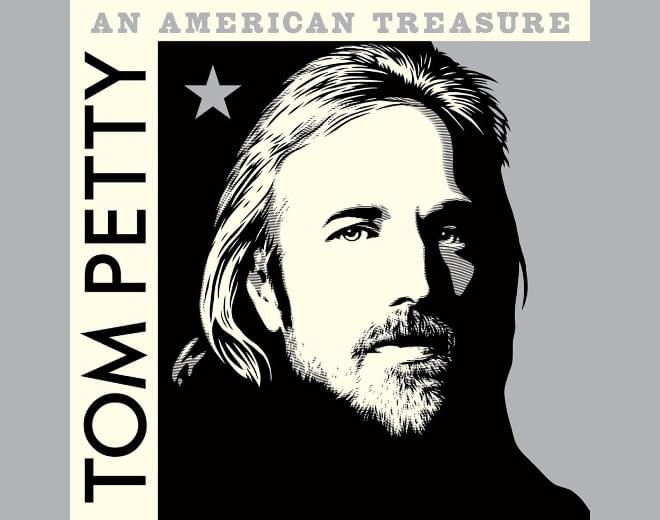 "Tom Petty ""An American Treasure"" Coming In September"