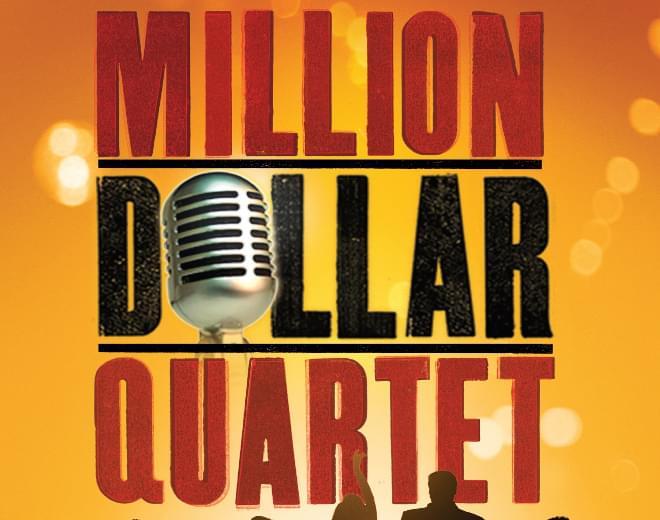 Win Tickets to Million Dollar Quartet at Shea's 710 Theatre