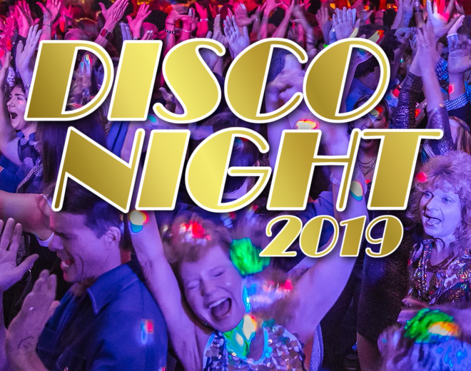 PICTURES: Disco Night 2019