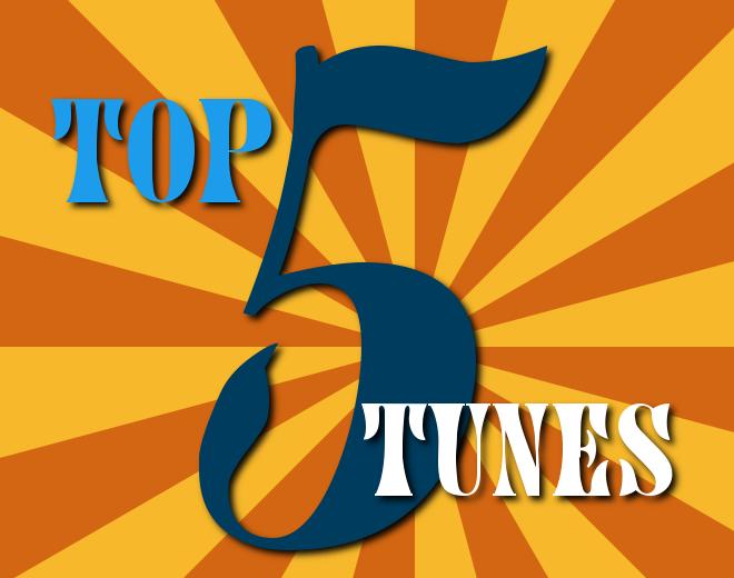 Top 5 Songs: September 26, 1981