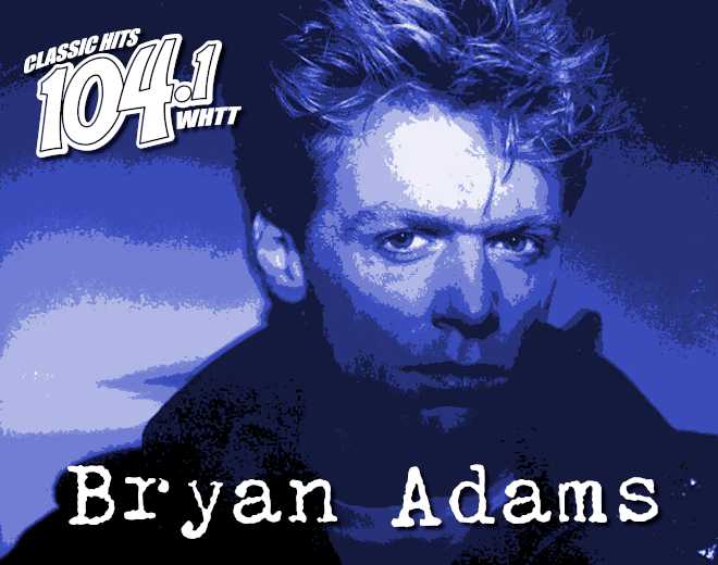 Bryan Adams Top 40 Hits