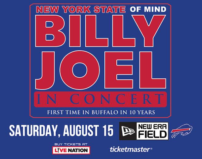 Billy Joel Coming To New Era Field