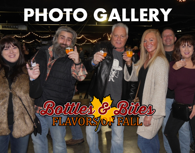 Bottles & Bites Flavors of Fall 2019 Photo Gallery