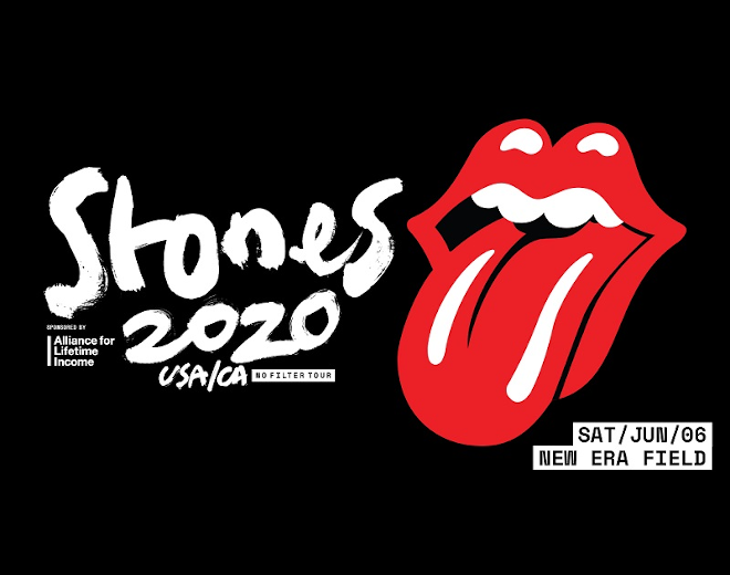 Rolling Stones Return To Buffalo