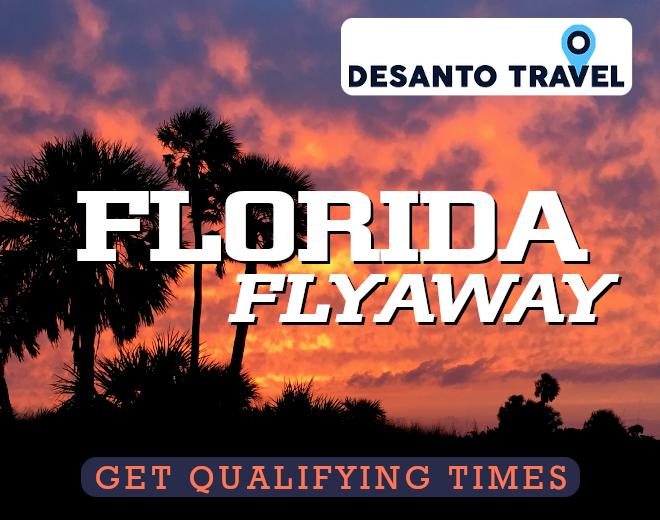 Win a Florida Flyaway to Orlando