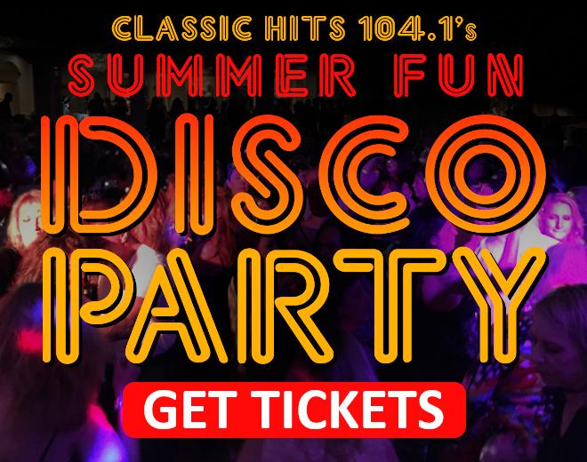 Summer Fun Disco Party
