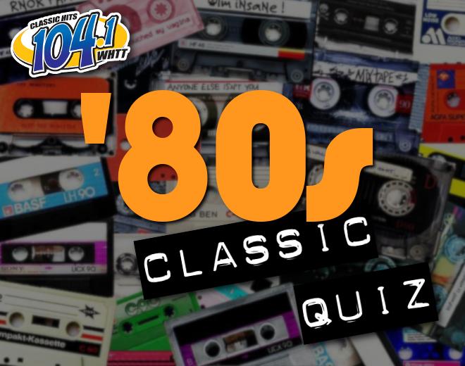 Classic '80s Quiz