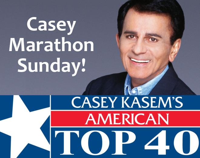 Casey Kasem Marathon Sunday