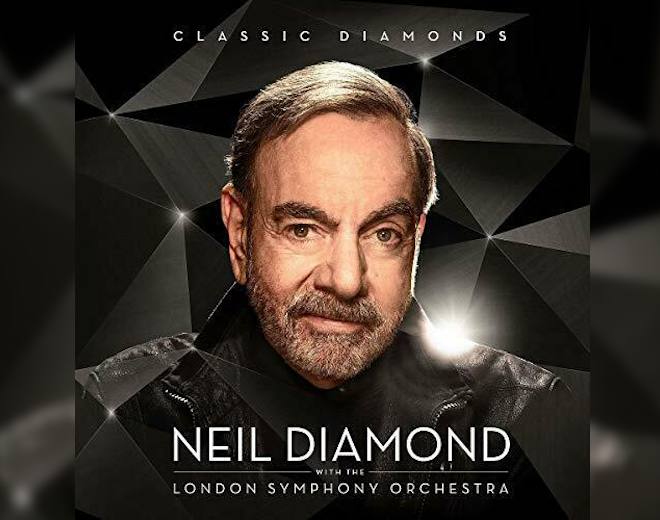 Neil Diamond Releases Classic Diamonds