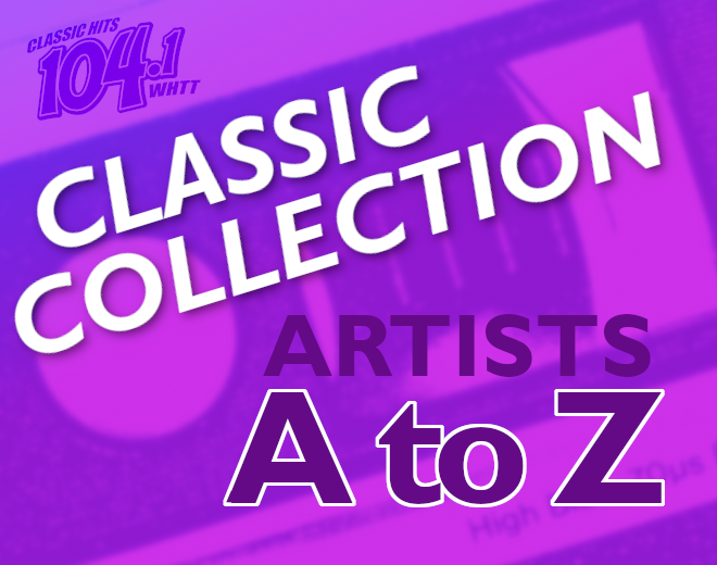 Classic Collection: Artists A to Z