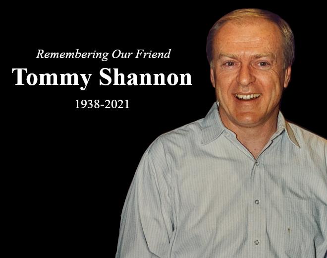 Remembering Tom Shannon