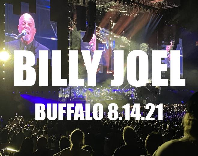 Billy Joel Concert Photos