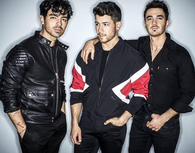 Celebrate Memorial Day Weekend With The Jonas Brothers