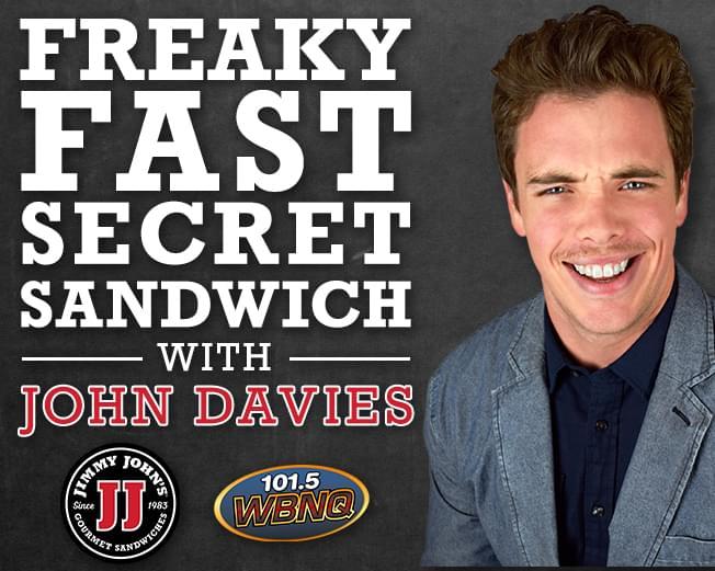 Jimmy John's Freaky Fast Secret Sandwich