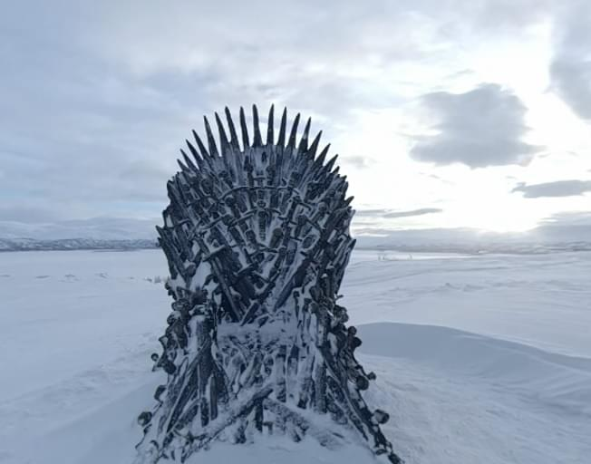 There Is A Game Of Thrones Scavenger Hunt To Find Six Iron Thrones