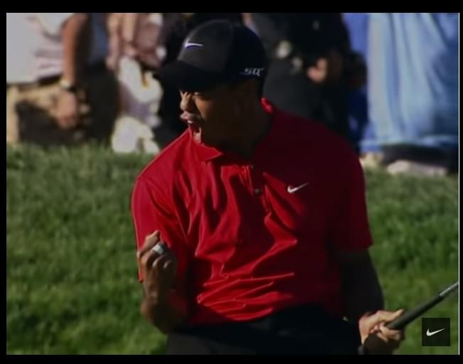 NIKE Needed Tiger To Win The Masters So They Could Air This Commercial [VIDEO]