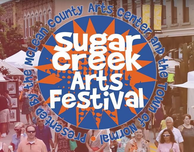 Sugar Creek Arts Festival 2019