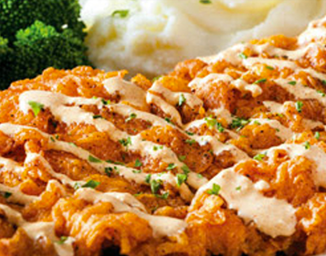 Get Bloomin Fried Chicken At Outback Steakhouse 101 5 Wbnq Fm