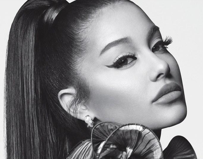Ariana Grande Reveals New Givenchy Campaign