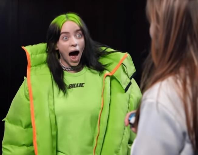 Billie Eilish surprises fans in the cutest way!