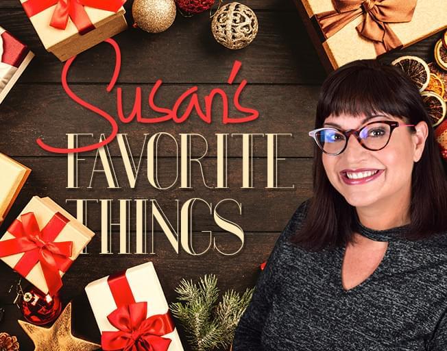 Susan's Favorite Things