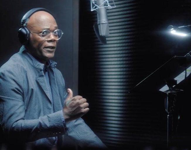 Samuel L. Jackson's Voice Comes To Alexa Today