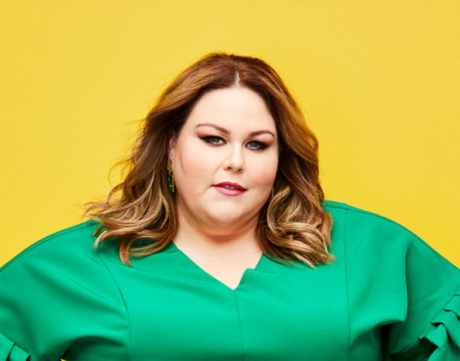 """""""This Is Us'"""" Chrissy Metz Opens Up About Weight Issues"""