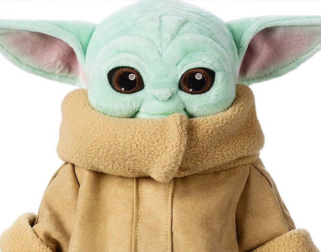 Report: Baby Yoda Will Be Coming to a Build-A-Bear Near You Soon!