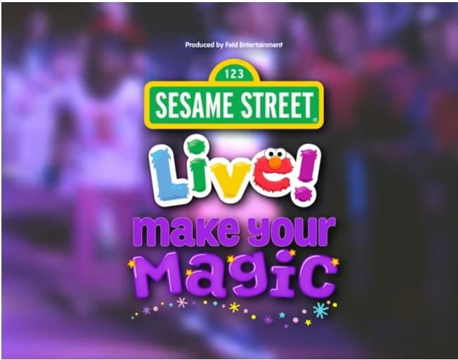 Win Tickets To SESAME STREET LIVE From THE SUSAN SHOW