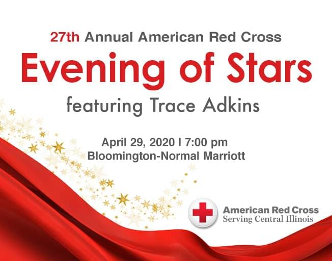 27th Annual Red Cross Evening of Stars