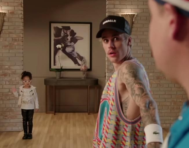 Toddlers Teaching Justin Bieber How To Dance Will Melt Your Heart