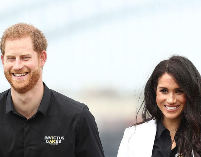 Prince Harry and Meghan Reveal Royal Exit Date