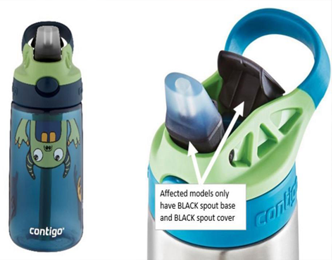 Recall Affects 5.7M Kids Water Bottles