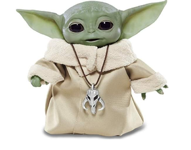 The Baby Yoda Doll You Have Been Wanting Is Finally Here